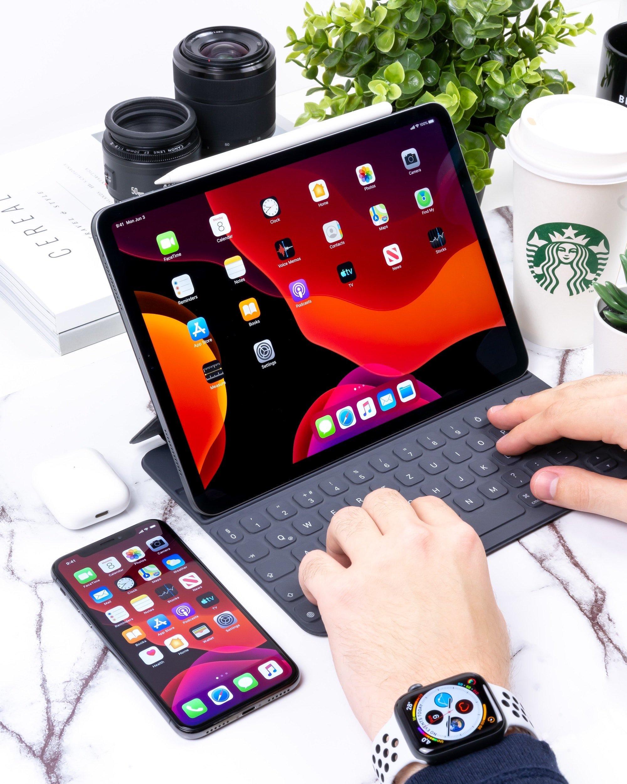 Remote working training