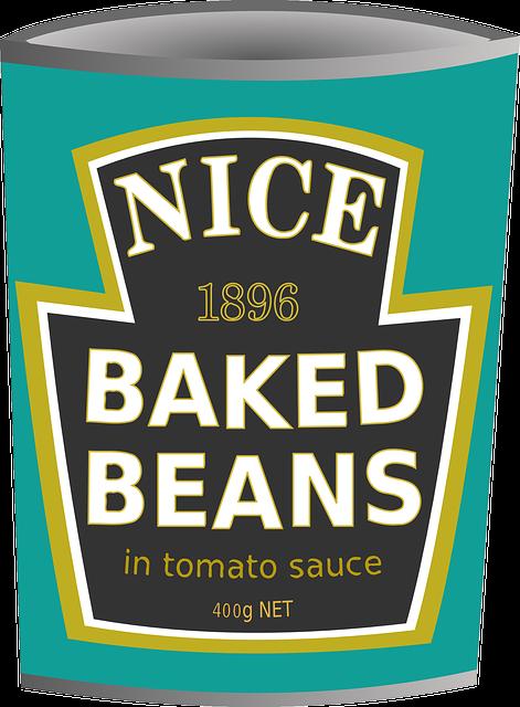 Supermarket Baked Beans